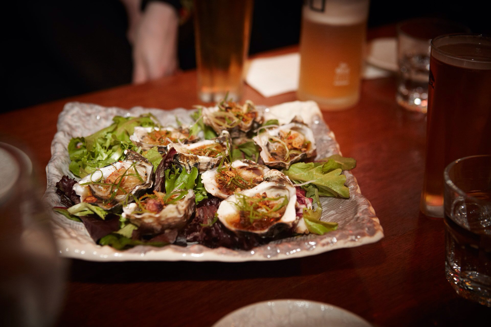 Moshi oyster